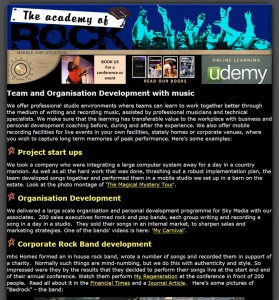 Academy of Rock