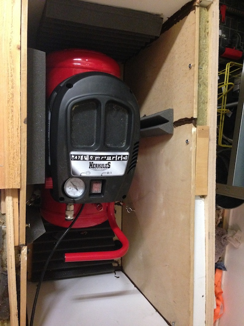 Diy Soundproof Box For Noisy Air Compressors Nick Power