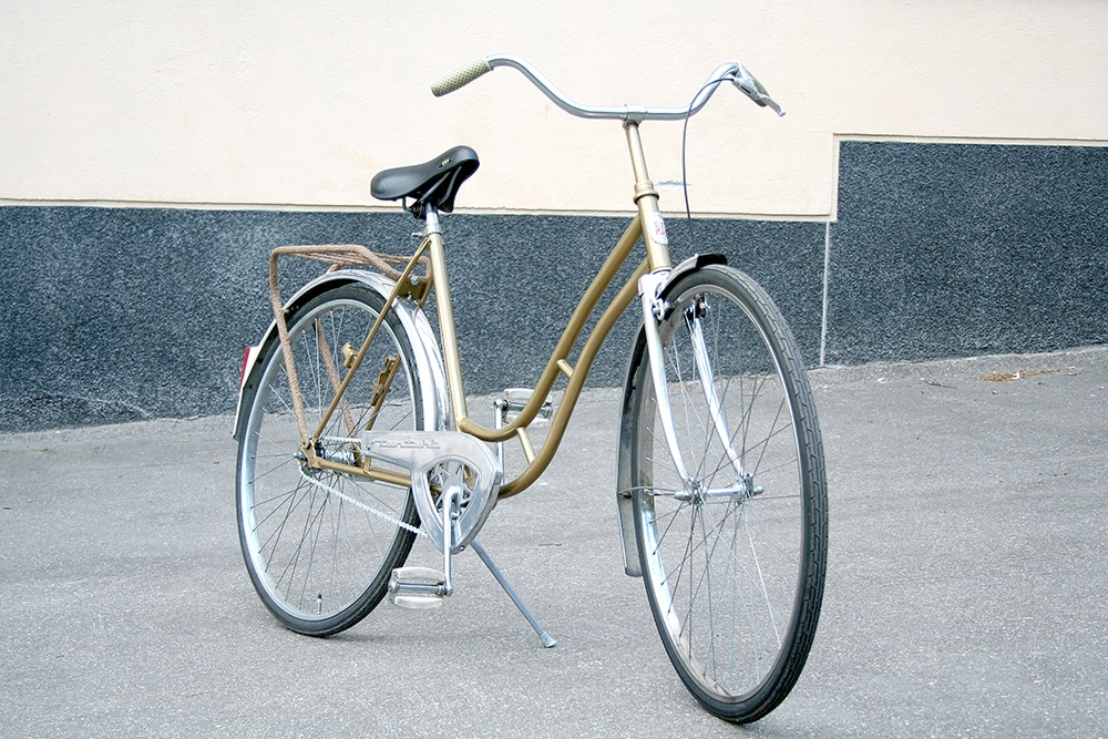 Fillari Helsinki - Granny Bike Restoration